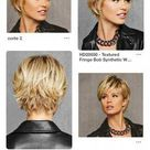 Short Hairstyles For Older Women With Fine Thin Hair - Stylendesigns
