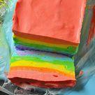 Rainbow Birthday Foods