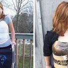 Car Crash Survivor Turns Her Back Brace Into Steampunk Armor
