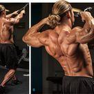 Stacked Caps: Craig Capurso's Heavy-Volume Shoulder Workout