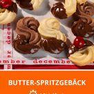 Butter-Spritzgebäck