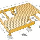 Terrasse selber bauen   Haben Sie einen Plan