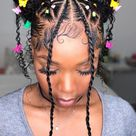 21 Creative Rubber Band Hairstyles You Need To Try Now.   honestlybecca
