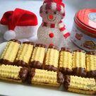 Pudding-Spritzgebäck für den Weihnachtstisch | Top-Rezepte.de