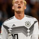 Julian Brandt of Germany looks on during the International Friendly...