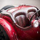 1931 Alfa Romeo 8C 2300 Zagato Spider