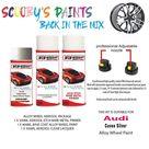 Audi A2 Cuvee Silver Alloy Wheel Aerosol Spray Paint Lx1Y