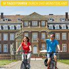 10 Tagestouren durch das Münsterland