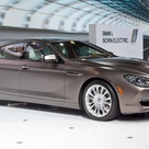 2013 BMW 6 Series Gran Coupe Live Photos