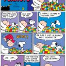 Peanuts by Charles Schulz for March 31, 1996 | GoComics.com