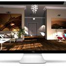 Die erste Interior Design Software. Fotorealistisch und in 3D.