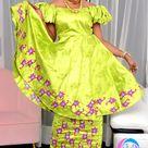 Premium Getzner magnum gold African dress/African clothing/African fashion/ African dress/Bazin boubou, Plus size dress/Plus size clothing