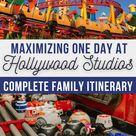 Disney's Hollywood Studios Itinerary: Maximize 1 Day