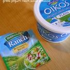 Greek Yogurt Ranch
