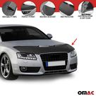 Hood Cover Mask Bonnet Bra Carbon Fiber Look Fits Audi S5 2008 2012