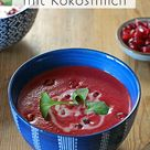 ROTE-BETE-SUPPE MIT KOKOSMILCH - Transglobal Pan Party