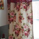 yarnstarved's Kitchy Curtains