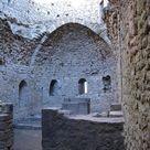 Château de Peyrepertuse - Église Sainte Marie 1 - Château de Peyrepertuse — Wikipédia