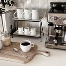 COFFEE BAR STYLING TIPS - TARGET FINDS
