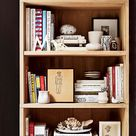 Arranging Bookshelves