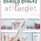 List of Natural Beauty Brands Available at Target