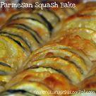 Parmesan Squash