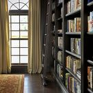 50 Most Jaw-Dropping Home Library Design Ideas