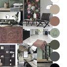 Portfolio 16 Interieuradvies woonkamer - THUIS interieur & woondeco