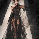 Jean Paul Gaultier Spring 2009 Couture Fashion Show