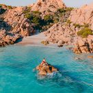 Where to Stay and my favourite beaches in Northern Sardinia