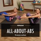 Abs Workout Video
