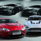 2012 Aston Martin Sports Cars Vantage GT3