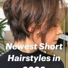 Newest Short Hairstyles in 2020