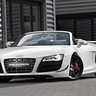 2012 Audi R8 Spyder GT Wheelsandmore Triad Bianco   price and specifications