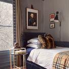 Masculine Traditional Bedroom, reveal, boy's bedroom, boy bedroom, man bedroom, British design, gran