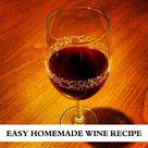 Homemade Wine Recipes