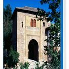 Box Canvas Print. Spain. The Alhambra. Wine Gate