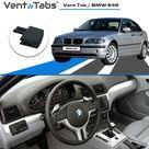 Vent Tabs / BMW 3 Series E46  2001 2006 for AC Air vent repair