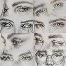 Pencil Sketch Artist: Annelies Bes - Art - ARTWOONZ