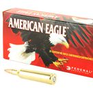 Federal American Eagle 22-250 50 Grain Jacketed Hollow Point 20 Round Box AE22250G