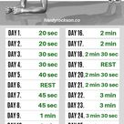 Here's What Happened With My 30-Day Plank Challenge