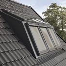 Velux EBW MK06 2032BK Dormer Solution   78cm x 118cm   Roofing Superstore®   Roofing Superstore