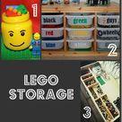 Organizing Kids Toys