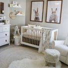 Eine rustikale Deko im Babyzimmer? Nicht leichter als das!