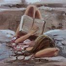 Monika Luniak - Paintings for Sale