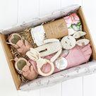 Baby Gift Box Baby Shower Gift Box  Newborn Gift Box | Etsy