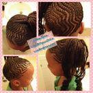 Versatile Zigzag ponytail Shared By Kinahcaree305