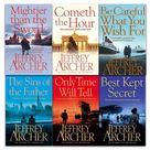 Jeffrey Archer Clifton Chronicles Series 6 Books Collection Set Cometh the Hour
