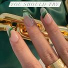 Green Nail Designs You Should Try