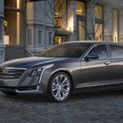 2016 Cadillac CT6 To Go On Sale In March For $53,495   Carscoops